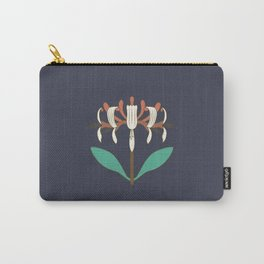 Beautiful hibiscus flower Carry-All Pouch