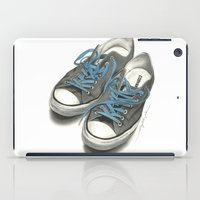 converse iPad Cases featuring Converse by Anthony Billings
