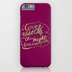 Floral Rap #2 Slim Case iPhone 6s