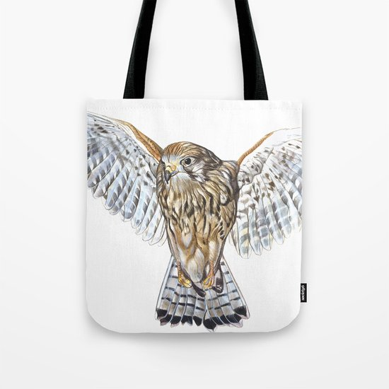 BUZZARD Tote Bag