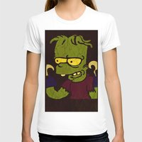 simpson T-shirts featuring Bart Simpson by Jide
