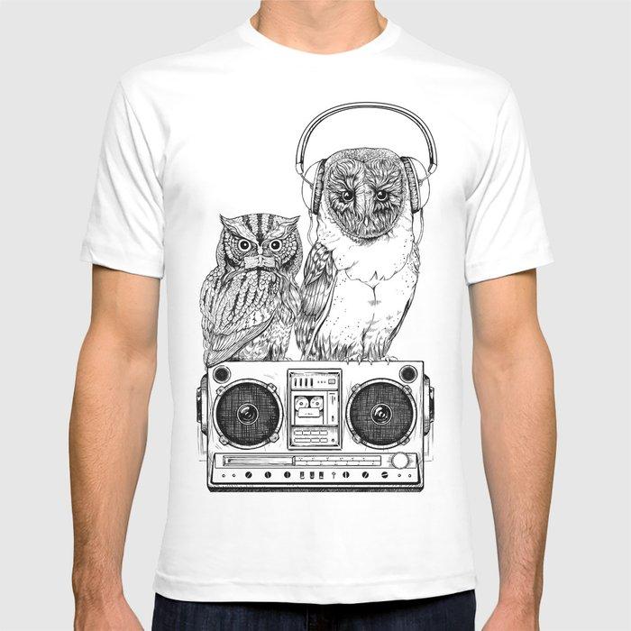 Silent Night ANALOG zine T-shirt