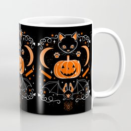 Halloween Spooks Coffee Mug