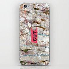 UNTITLED #10 iPhone & iPod Skin