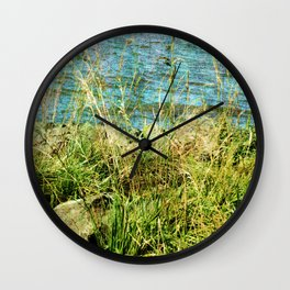 waterfront Wall Clock