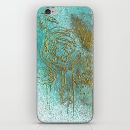 Emerson's Field of Flowers iPhone Skin