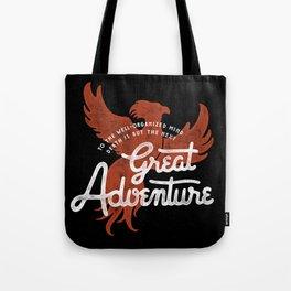 Great Adventure Tote Bag