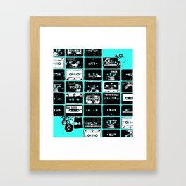 CKAS01 Framed Art Print