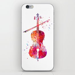 Cello iPhone Skin