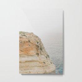 Malta Minimalism Metal Print