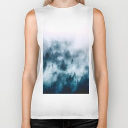 Out Of The Darkness - Nature Photography Biker Tank