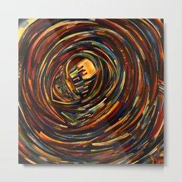 Eye of the Cosmos Metal Print