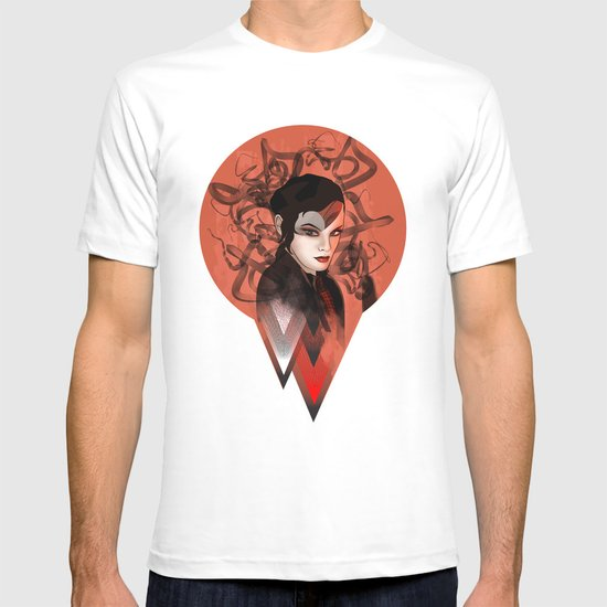 RED TRIANGLE T-shirt