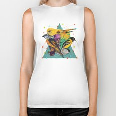 Colour Party Biker Tank