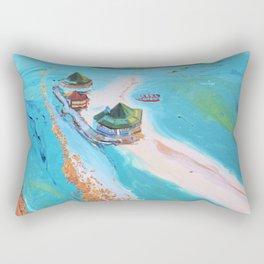 El Acuario  Rectangular Pillow
