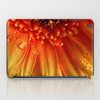 tequila iPad Cases featuring Tequila Sunrise by Tracy66