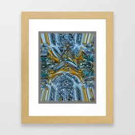 Baroque I Framed Art Print
