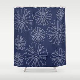 SAM IV Shower Curtain