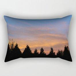 Bellingham, WA November Sunrise 1 Rectangular Pillow