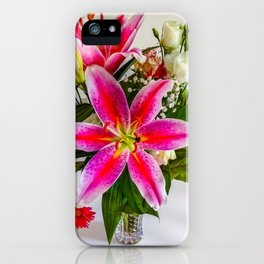 Lillys. iPhone Case