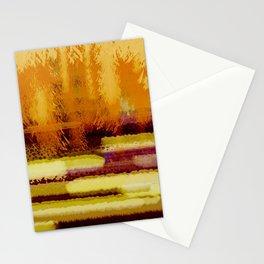 Fall Jungle Sunset Stationery Cards