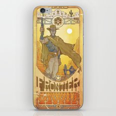 Frontier Legacy iPhone & iPod Skin