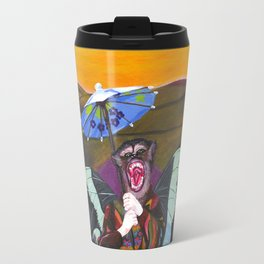 A Bit Of A Loner Travel Mug