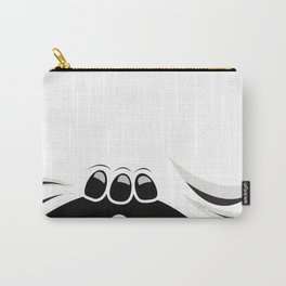Peeping Carry-All Pouch