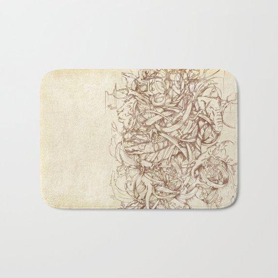 Water,Earth & Air | VACANCY zine | Bath Mat