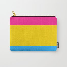 Symbol of Pansexuality or Omnisexuality Carry-All Pouch