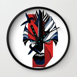 Ivar the boneless Wall Clock