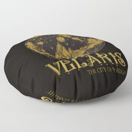 Velaris Floor Pillow