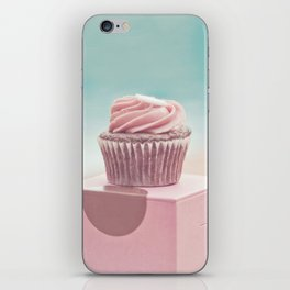 Californian Cupcake iPhone Skin