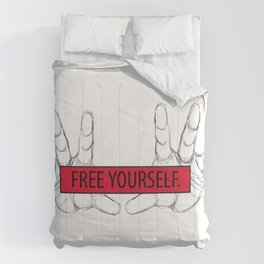 Free Yourself Comforters