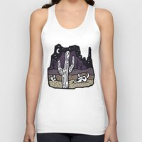 arizona Tank Tops featuring Arizona by WEAREYAWN