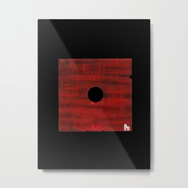 Floppy 29 Metal Print