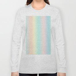 Variegated Rainbow Sherbert Long Sleeve T-shirt