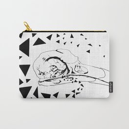 Youngbird Bird Skull Carry-All Pouch