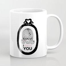 I Hate You / Picture Mug