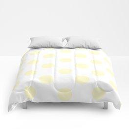Polka Dots (Cream/White) Comforters