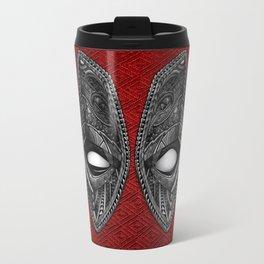 Aztec black Dead eye Mask iPhone 4 4s 5 5c 6, pillow case, mugs and tshirt Travel Mug