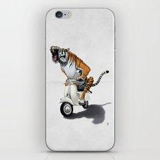 Rooooaaar! (Wordless) iPhone & iPod Skin