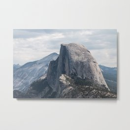 Half Dome - Close Up Metal Print