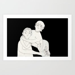 darling (items available) Art Print