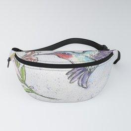 Winsome Hummingbird Fanny Pack