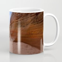 Colorful Canyon - 3, Valley of Fire State Park, Nevada Coffee Mug