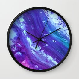 Underwater Dreamscape Wall Clock