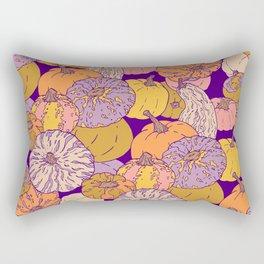 Pumpkin pattern Rectangular Pillow
