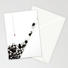 Red tag Stationery Cards