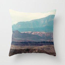 Slingshot Slate (Zion National Park, Utah) Throw Pillow